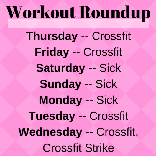 Workout Roundup (5)